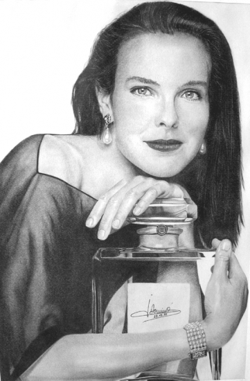 Carole Bouquet by Domine